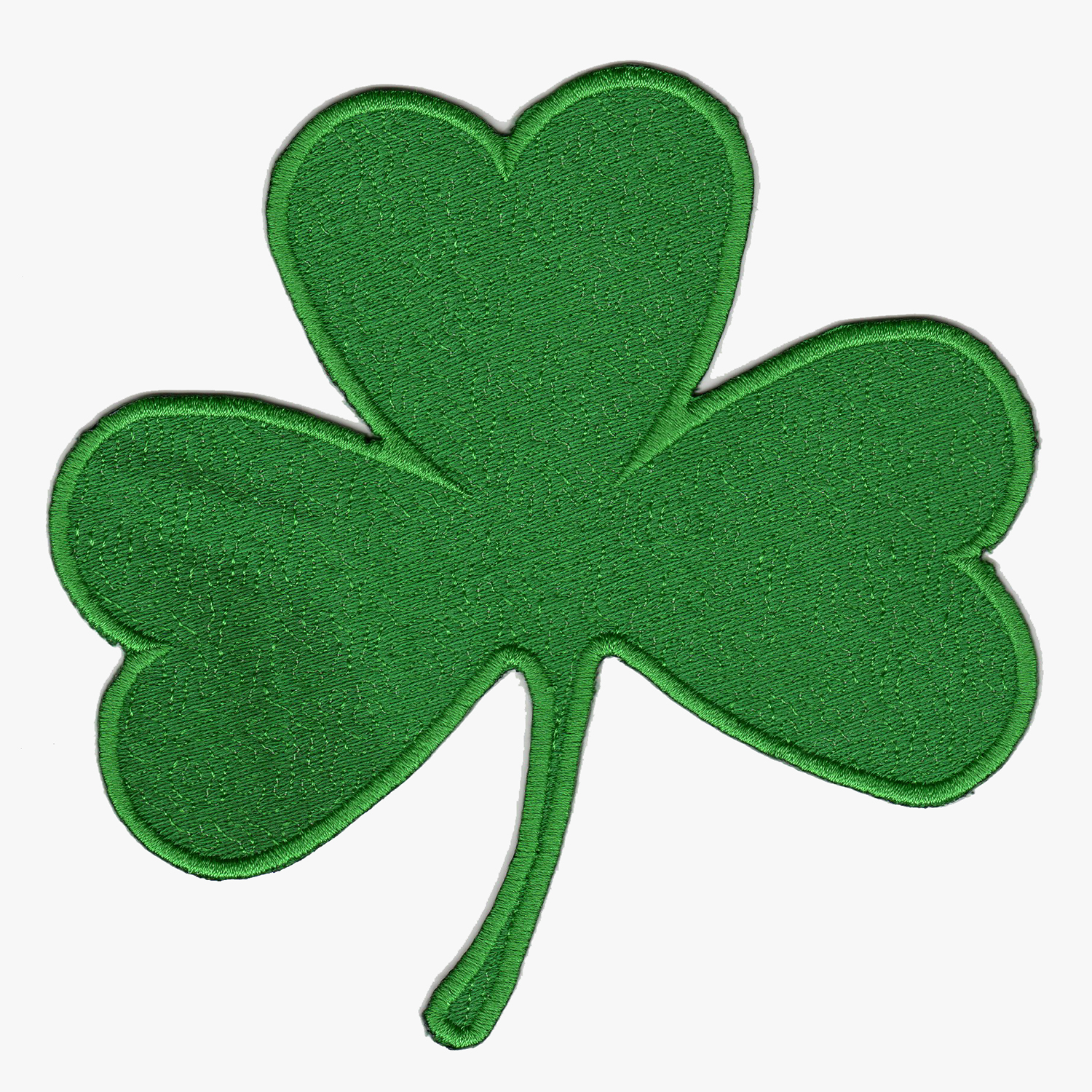 IRISH SHAMROCK GREEN CLOVER
