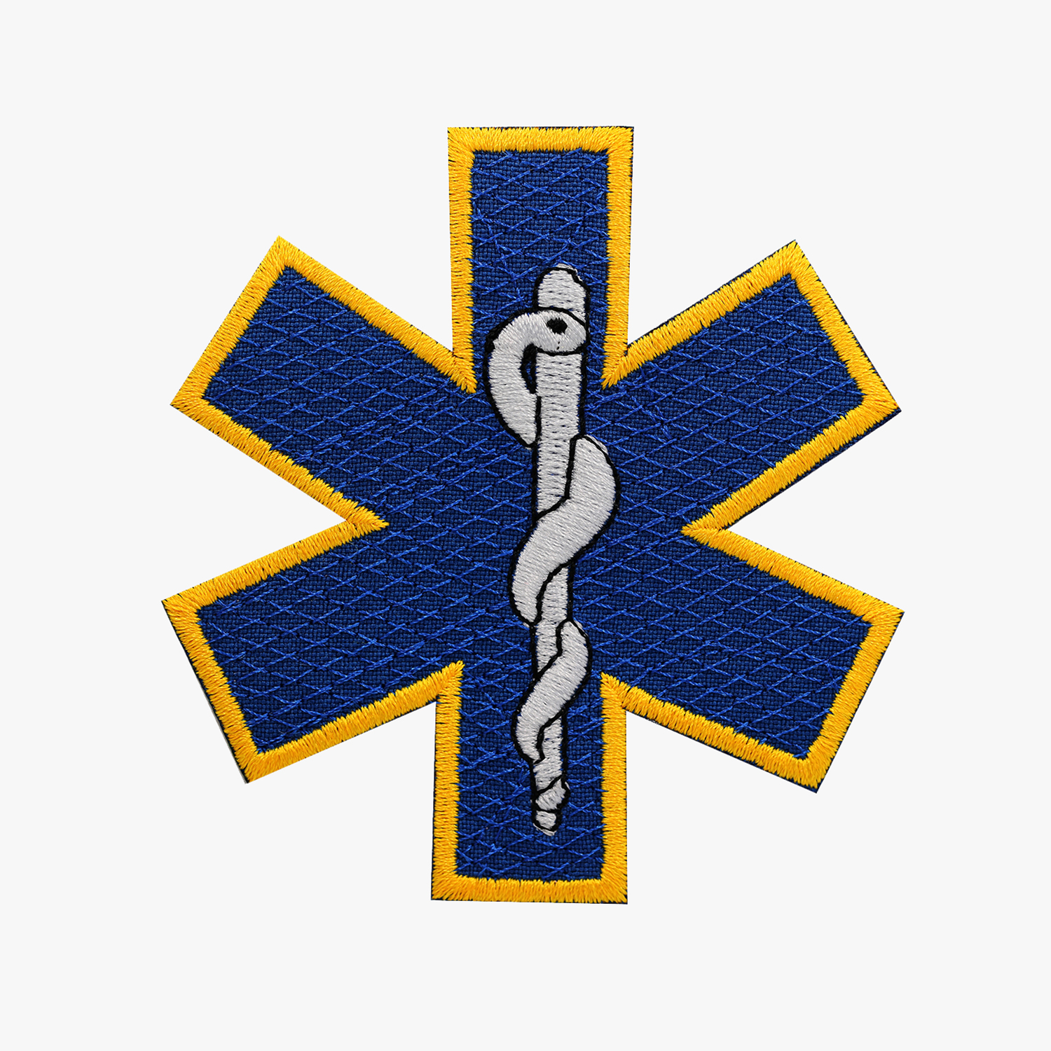 PARAMEDIC UNIFORM EMBROIDERY PATCH