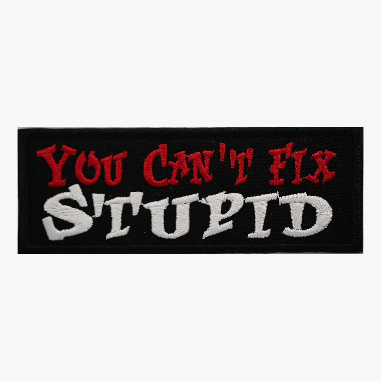 Fix Stupid