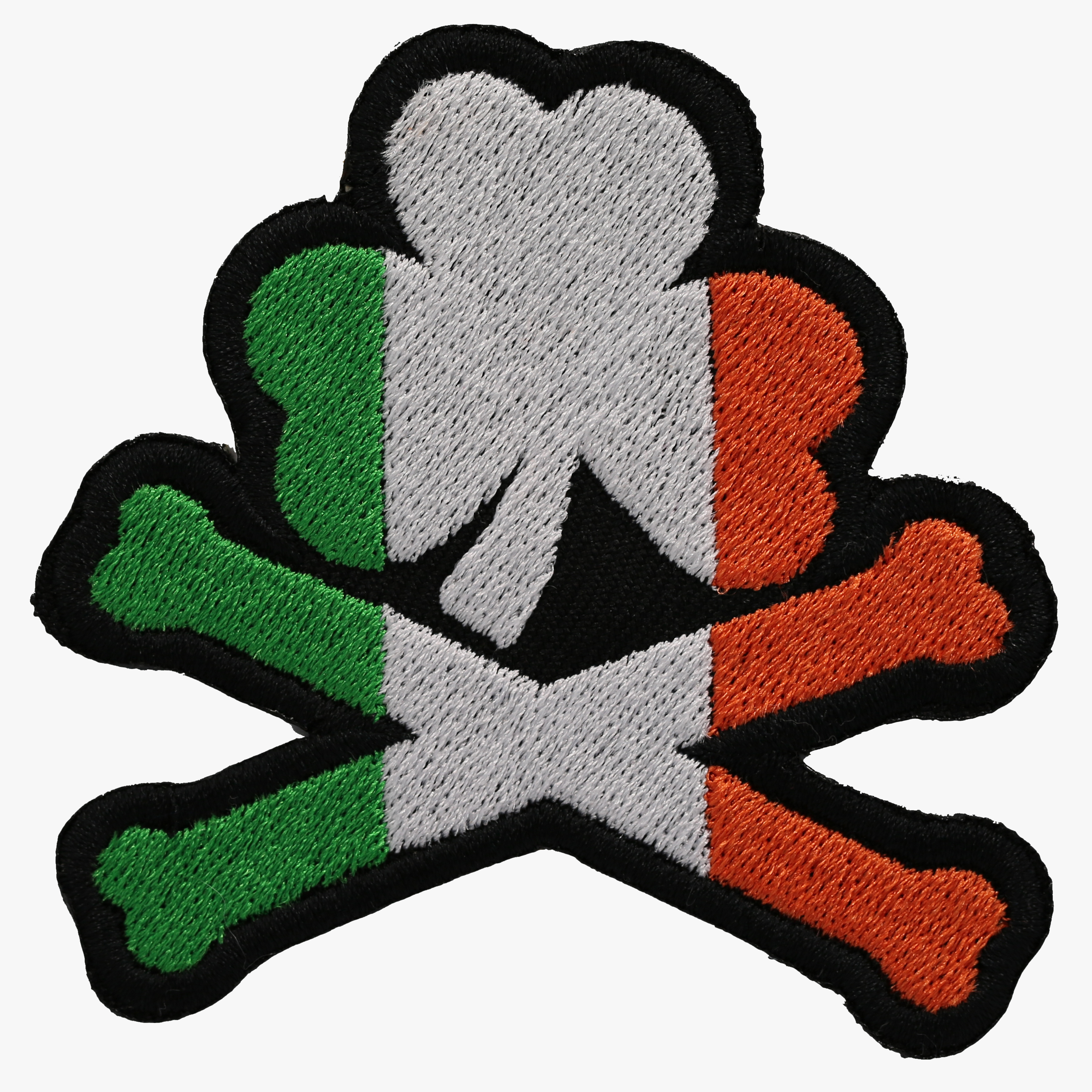 IRISH CLOVER & CROSSBONES