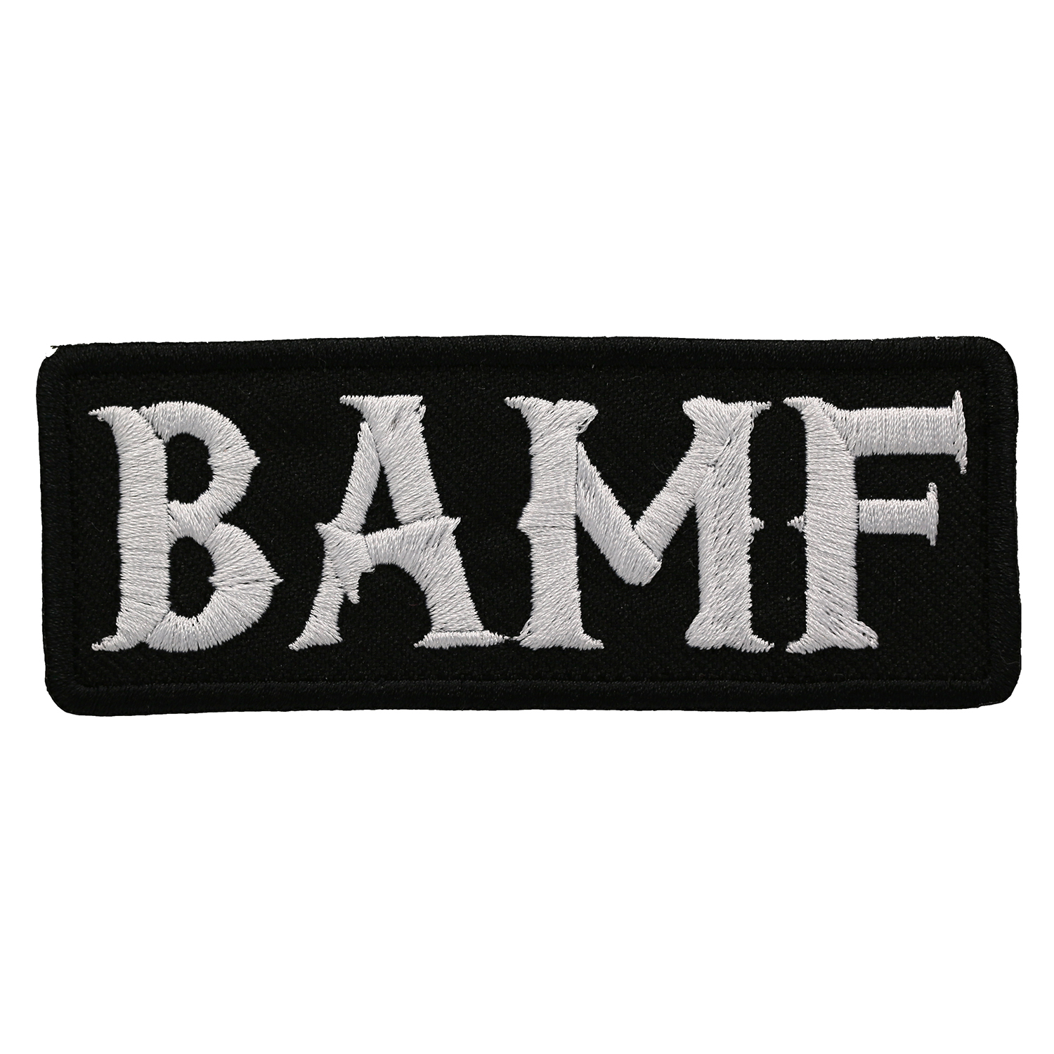 BAMF BAD A@# MOTHER F@#$ Embroidered PATCH