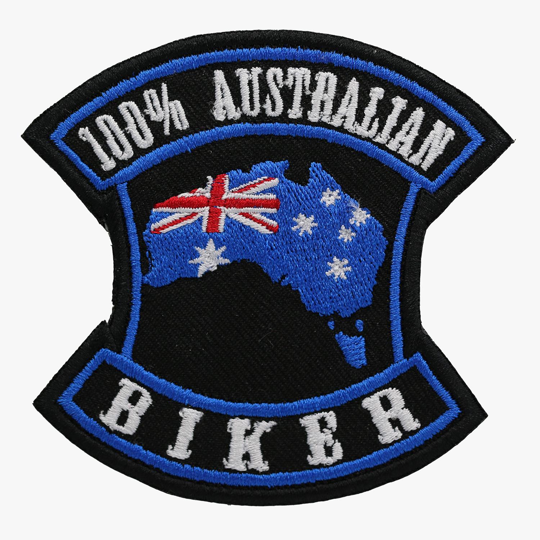 100 PERCENT AUSTRALIAN BIKER