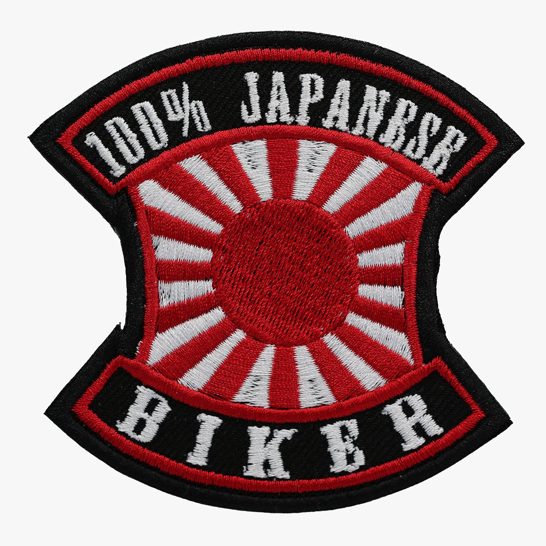 100 PERCENT JAPANESE BIKER