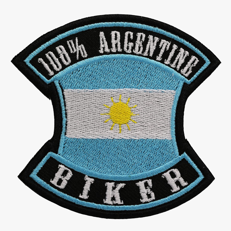 100 PERCENT ARGENTINE BIKER