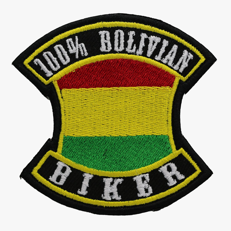 100 PERCENT BOLIVIAN BIKER