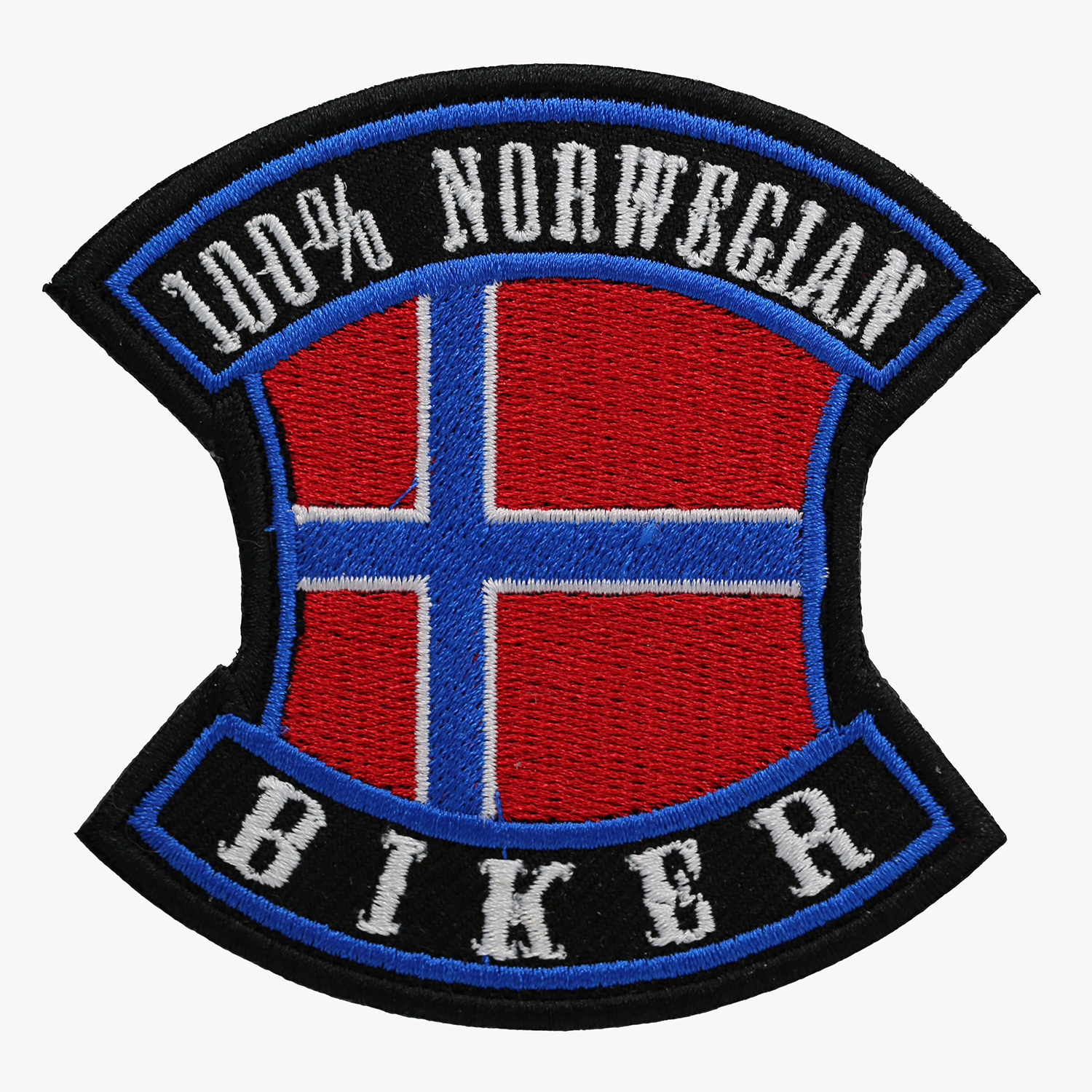 100 PERCENT NORWEGIAN BIKER