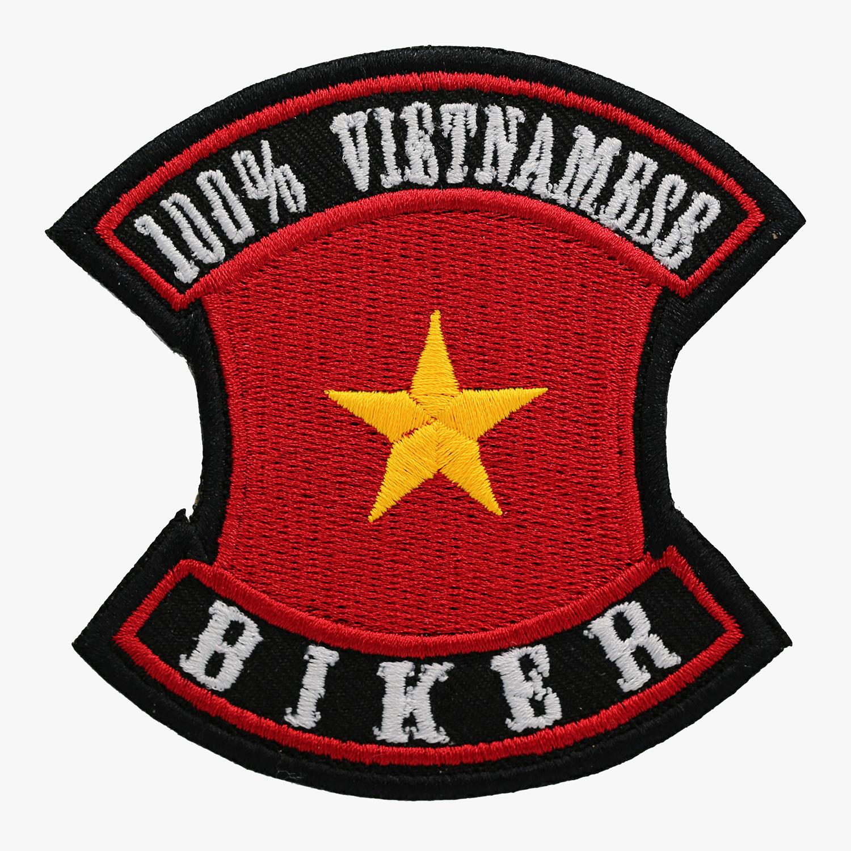 100 PERCENT VIETNAMESE BIKER