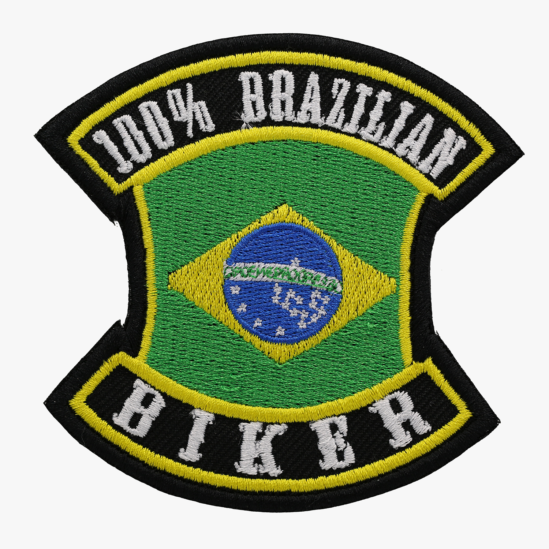 100 PERCENT BRAZILIAN BIKER