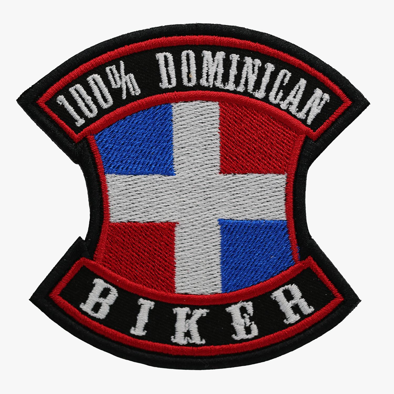 100 PERCENT DOMINICAN BIKER