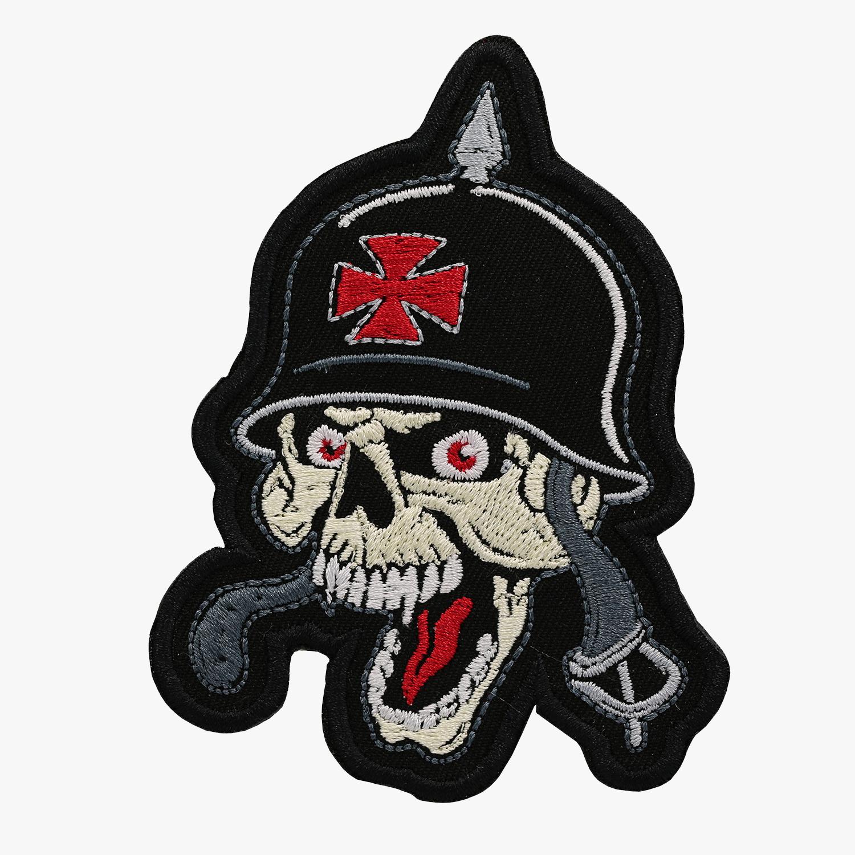 Skull & Helmet