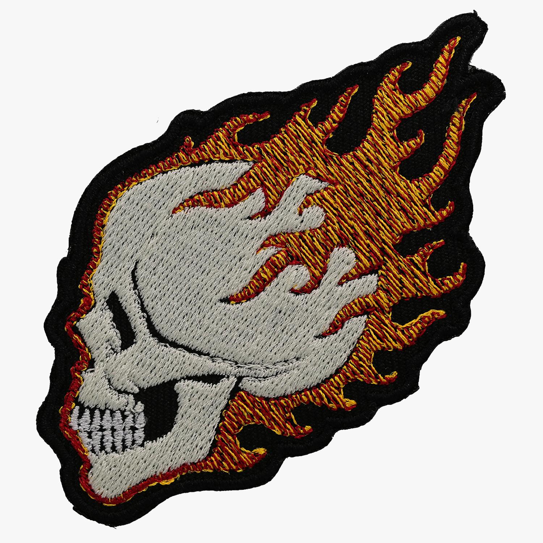New Flame Skull