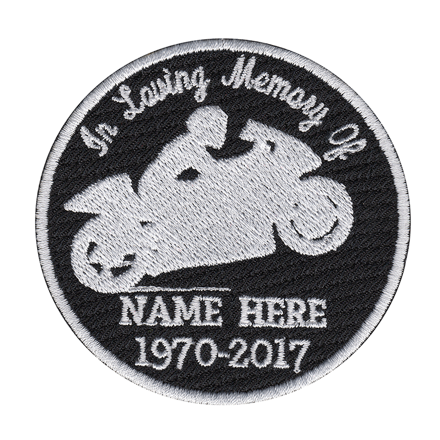 $7.50 · Loving Memory Custom 3 Inches Biker Patch  sc 1 st  NC Patches & Custom patches Archives | NC Patches