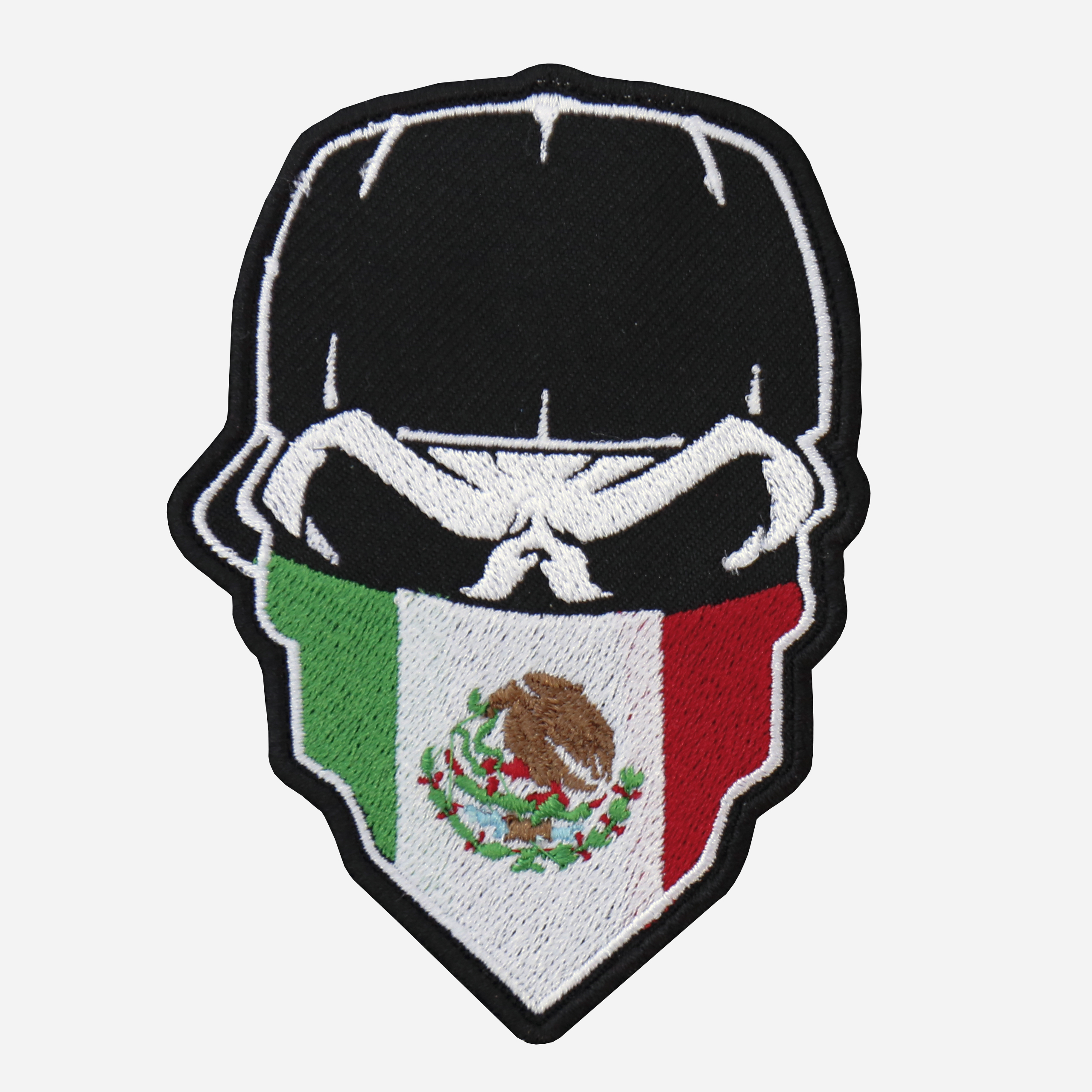 Mexican Flag Bandanna