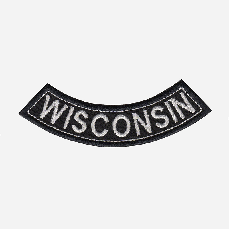 Wisconsin Mini Bottom Rocker