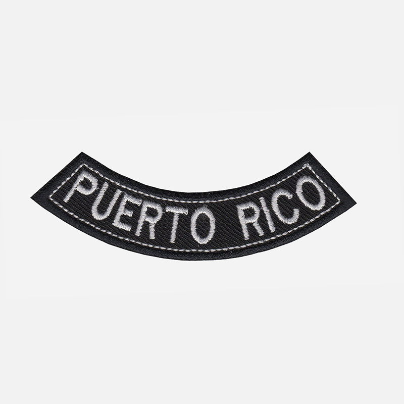 Puerto Rico Mini Bottom Rocker