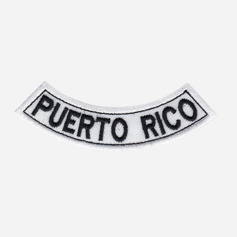 Puerto Rico Mini Bottom Rocker